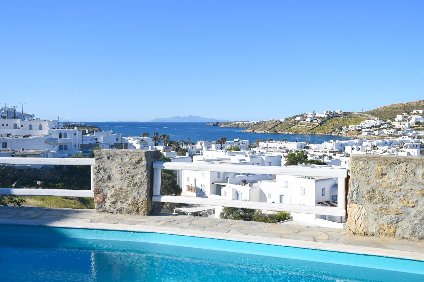 Mykonos House with Pool - Mykonos Airbnbs 2020