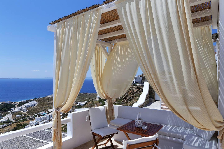 Mykonos VIlla For Rent - Best Airbnbs in Mykonos