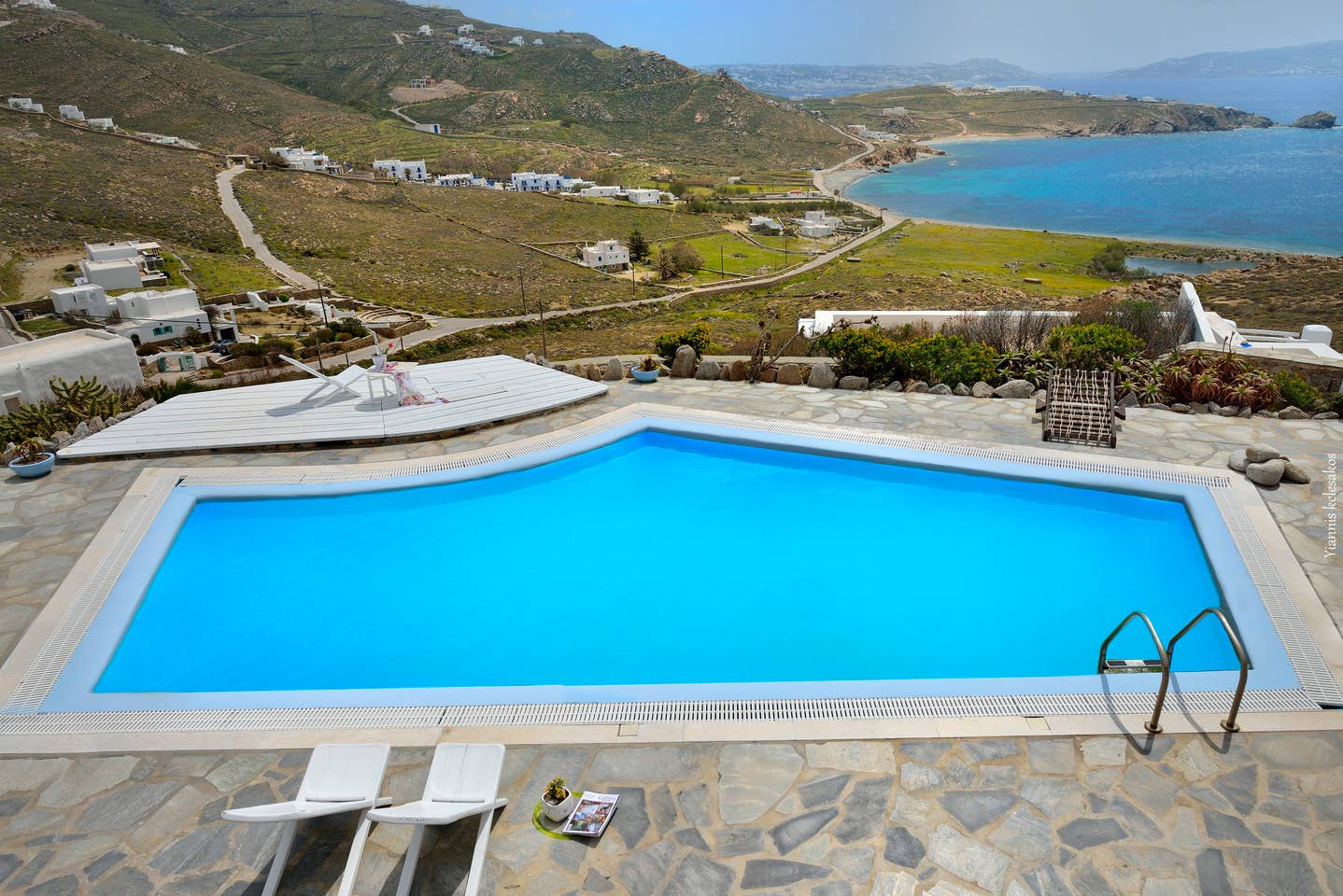 Mykonos Villas for Rent with Pool