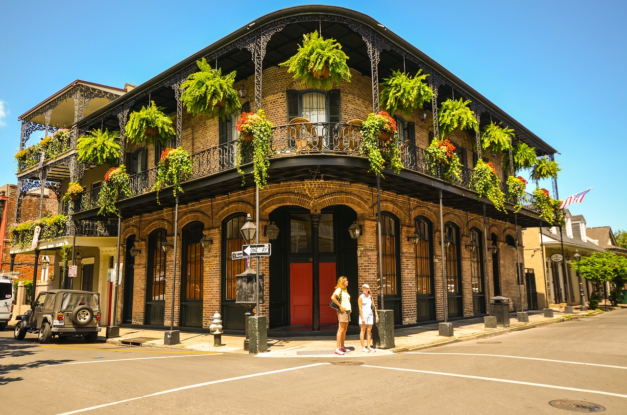 New Orleans Airbnb Rentals