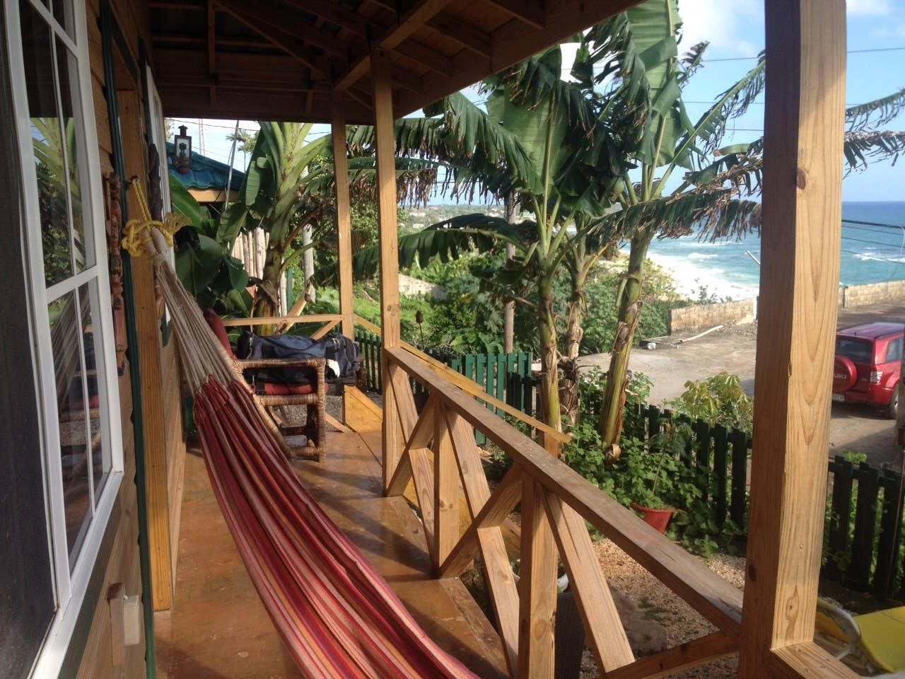 Ocean View Bungalow Jamaica Airbnb