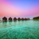 Overwater Bungalows in Malaysia