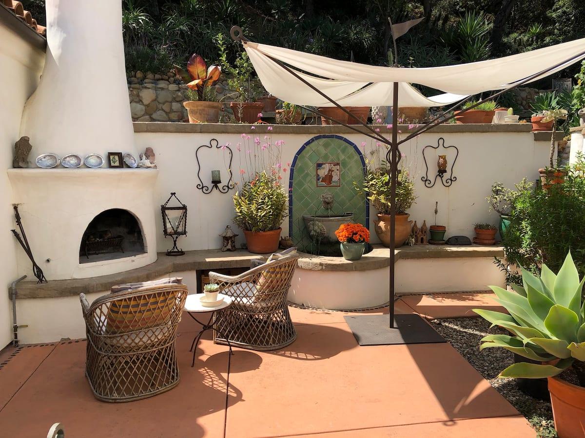 Petite Retreat-Best Romantic Santa Barbara Airbnb