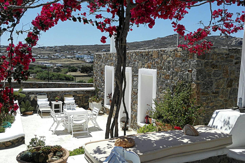 Romantic Airbnbs in Mykonos