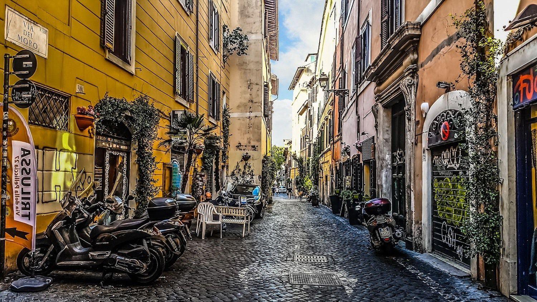 Rome Trastavere Airbnb