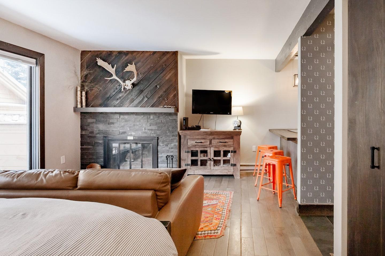 Studio Apartment Breckenridge Airbnb