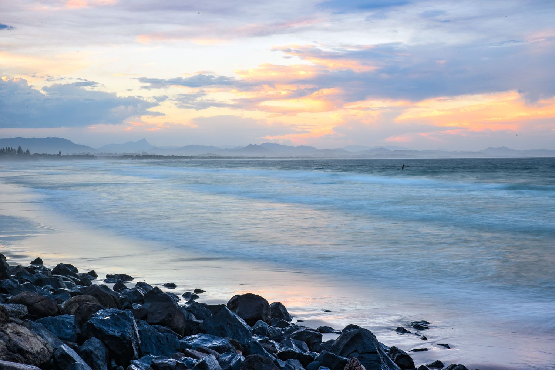 Sunset - Airbnb Byron Bay