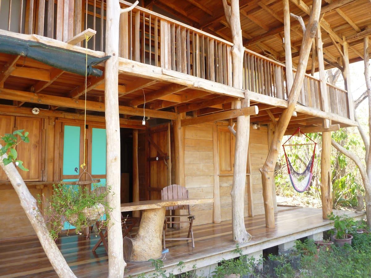 Teak House Costa Rica Airbnb
