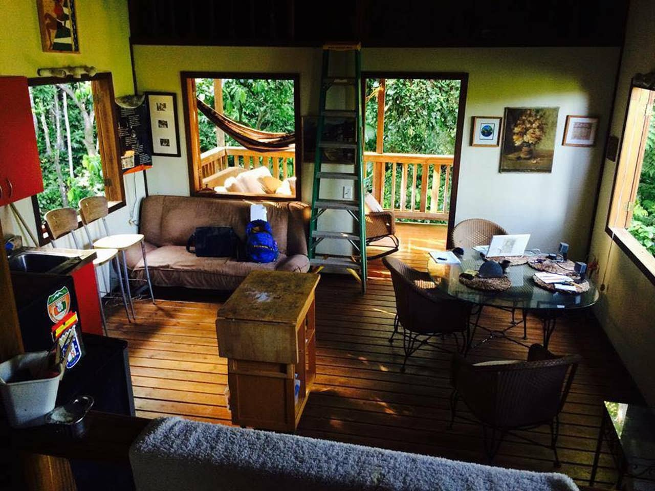 Treehouse Puerto Rico Airbnb