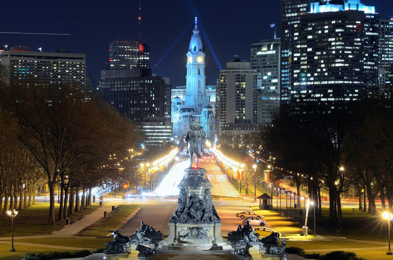 Philadelphia City Hall - Downtown Airbnbs in Philadelphisa