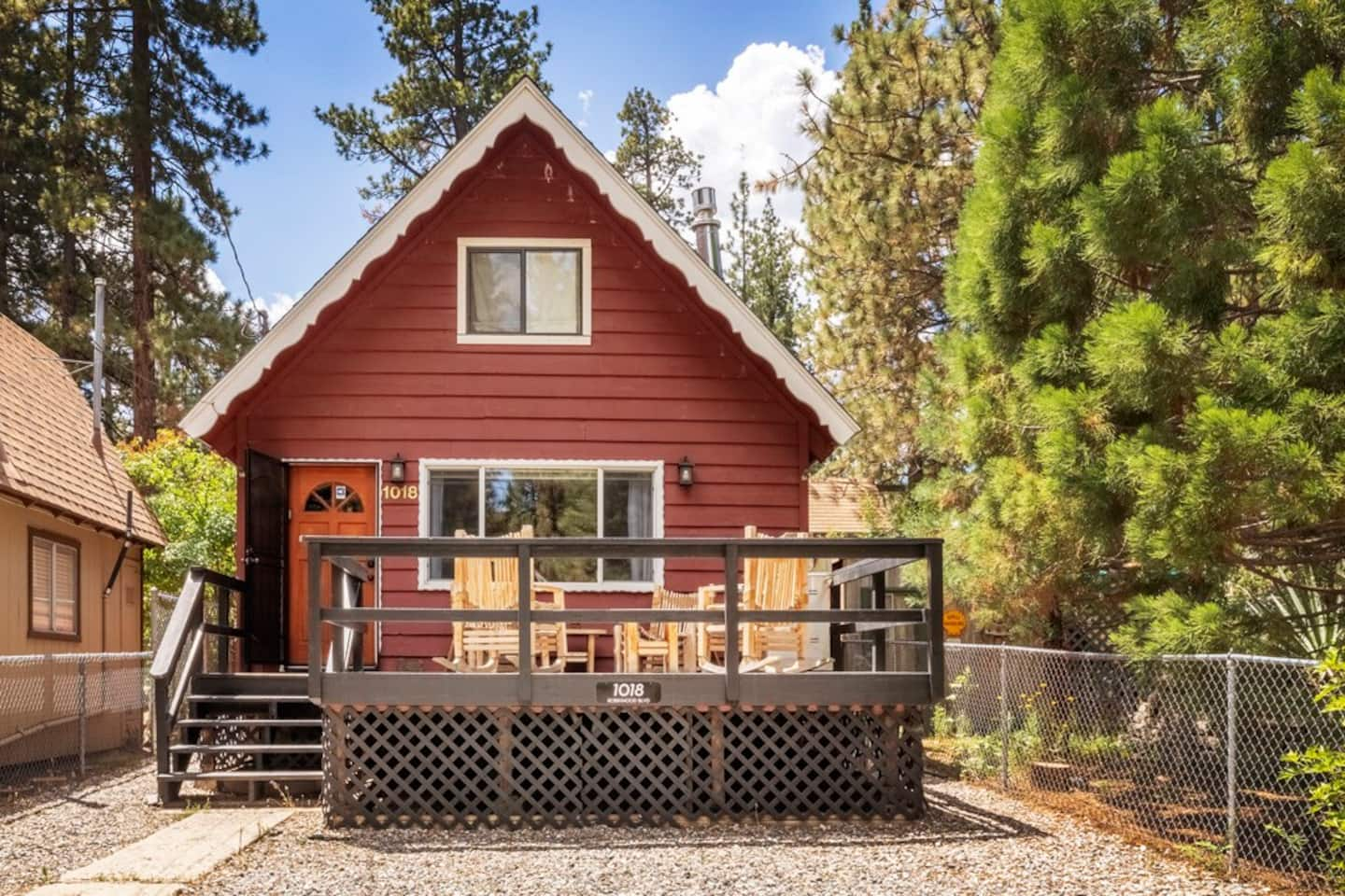 Big Bear Airbnbs Cabins