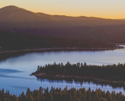 Big Bear Cabin Airbnb