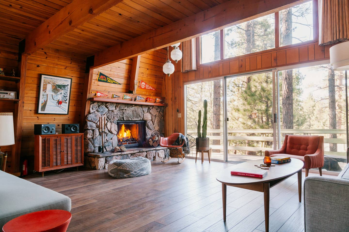 Big Bear Treehouse Airbnb