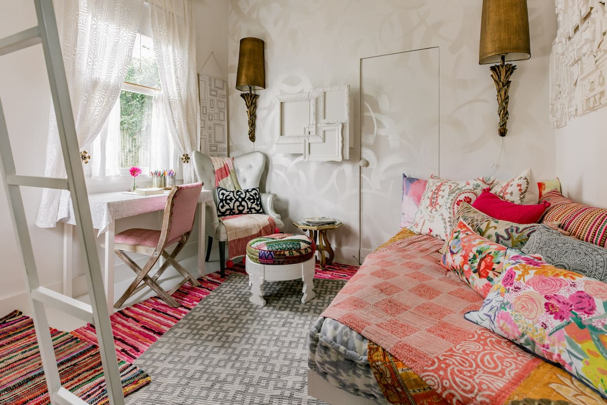 Boho-Chic Oasis - Best Airbnbs in Nashville