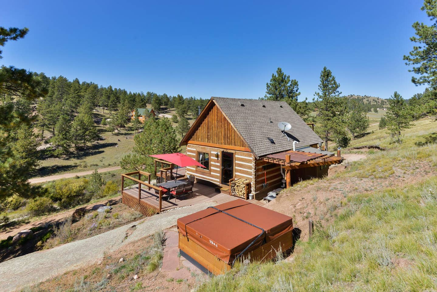 Cabin Colorado airbnb