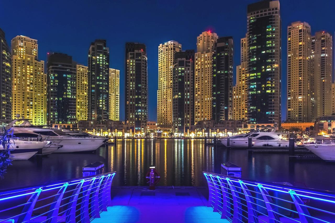 Cheap Dubai Marina Airbnb