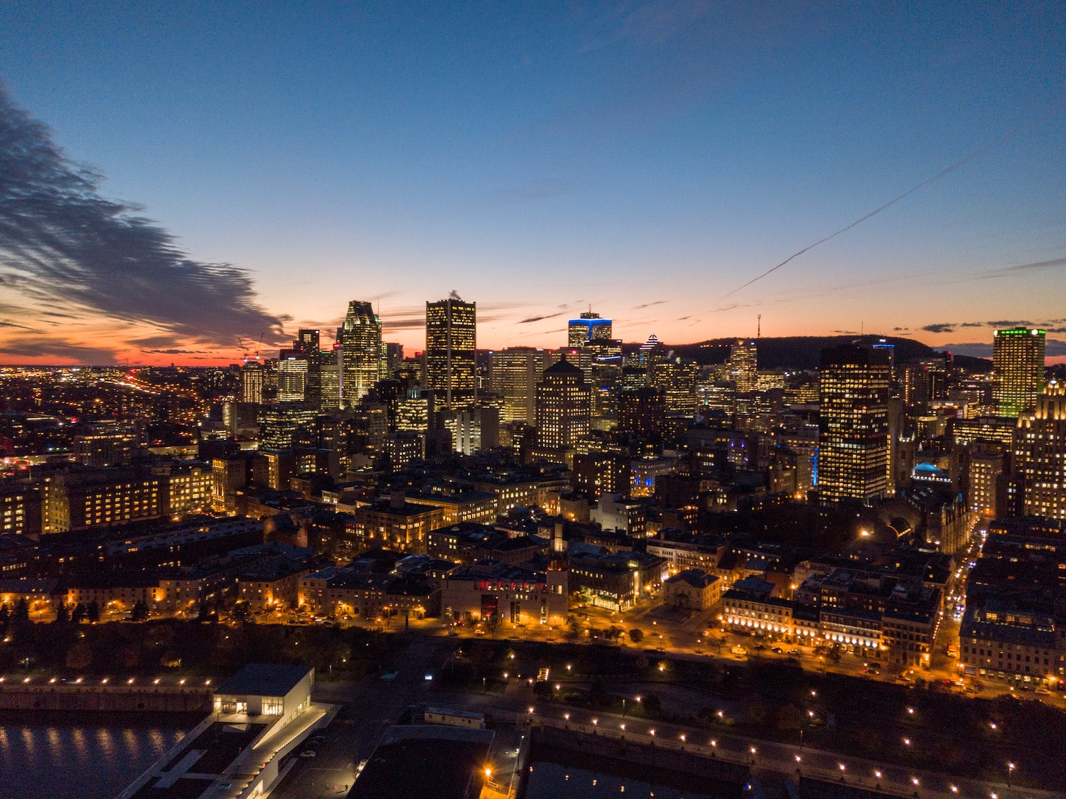 Downtown Montreal Airbnb Rentals