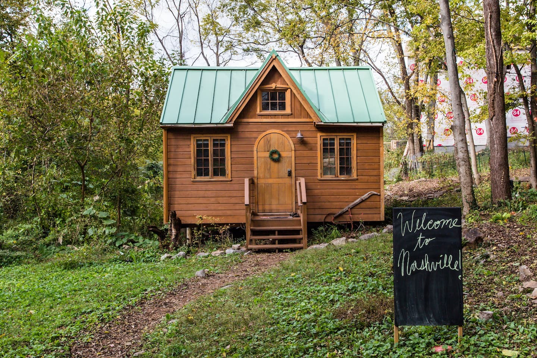 Dreamy Tiny House Cottage-Airbnb-Nashville