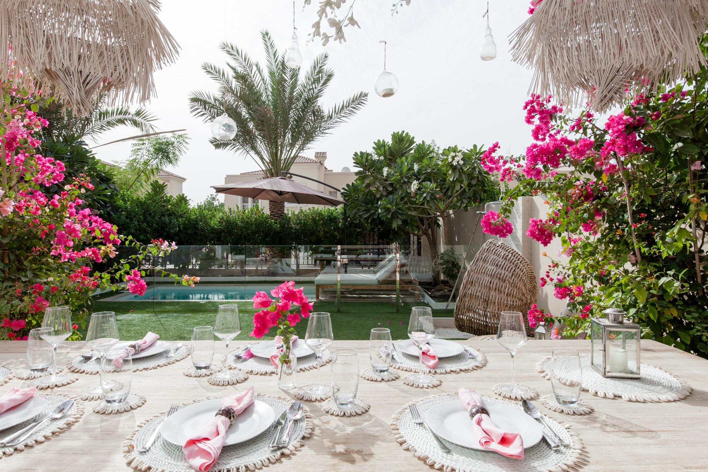 Dubai Luxury Airbnb Villa