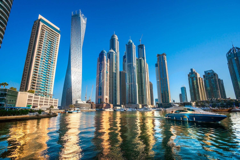 Dubai Marina Airbnb