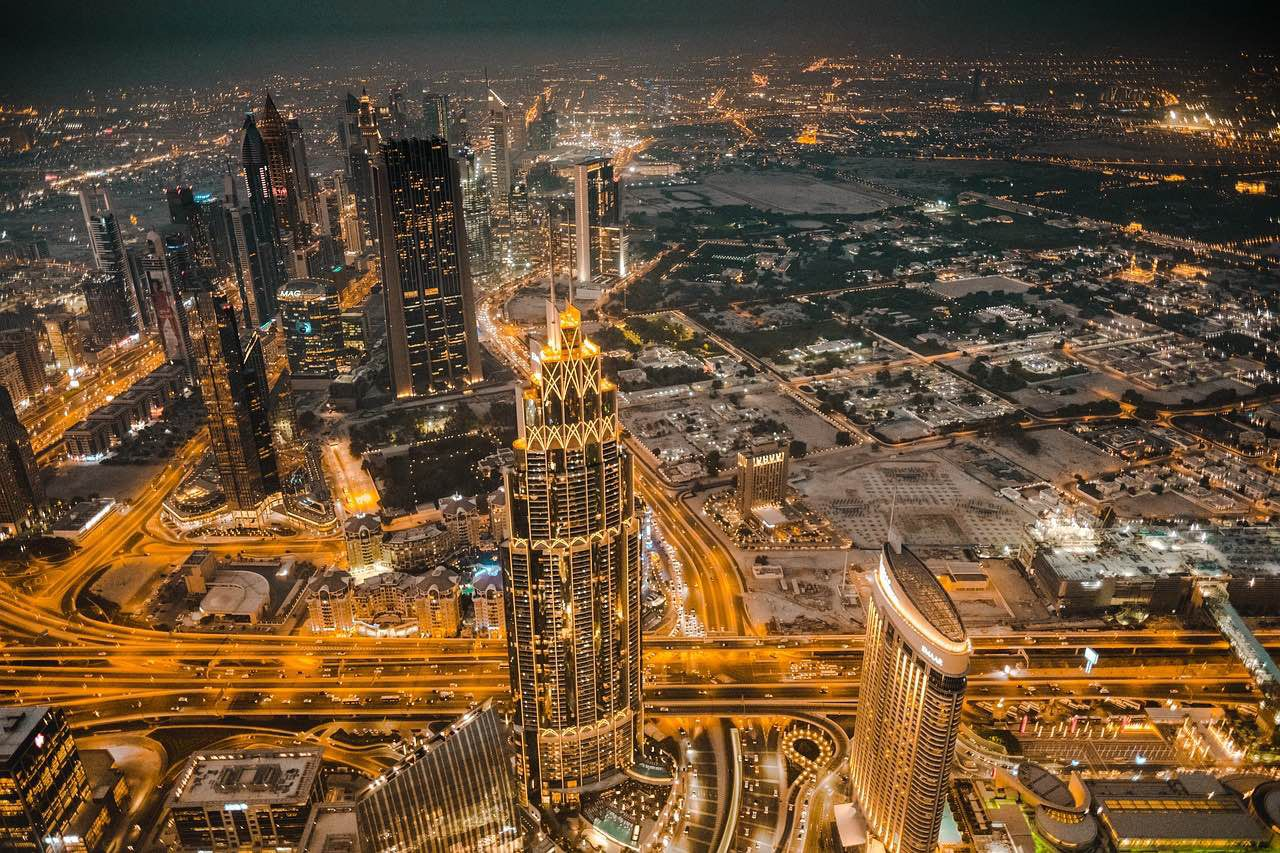 Dubai Travel Airbnb