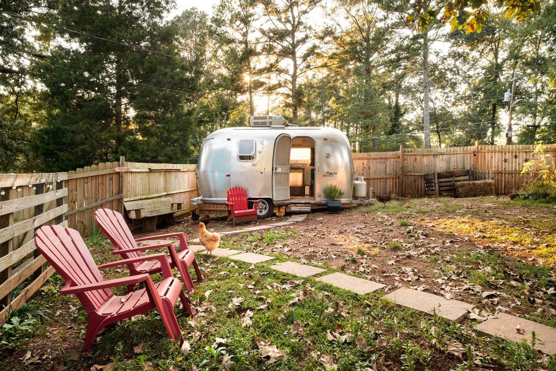 Glamping Atlanta Airbnb