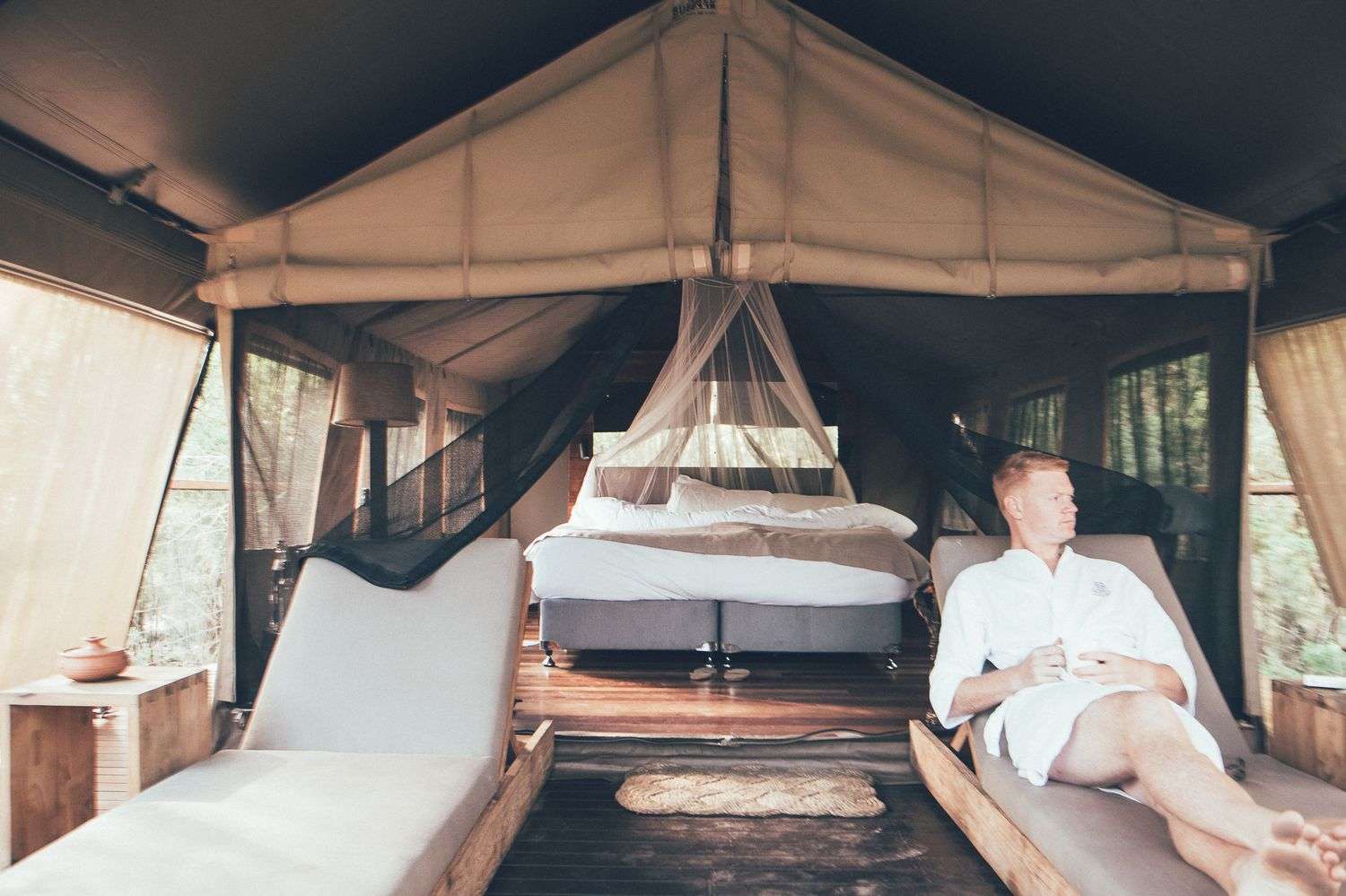 Glamping Sites in New South Wales