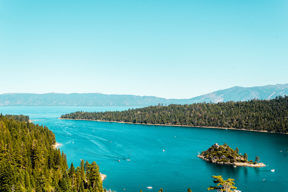 Lake Tahoe Airbnb For Couples