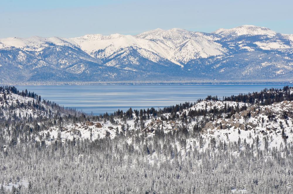 Lake Tahoe Cabin Airbnb