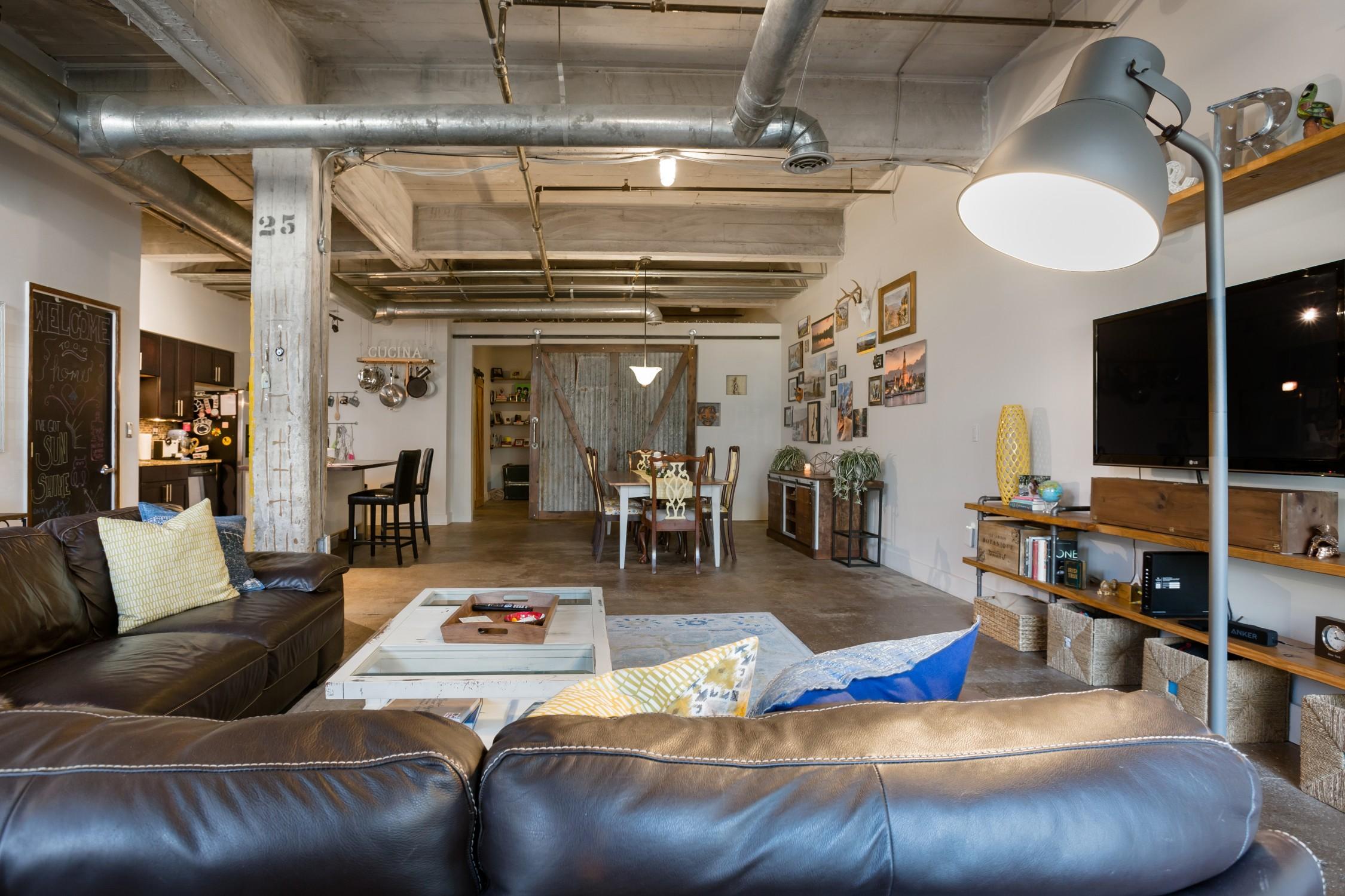 Loft Airbnb Atlanta