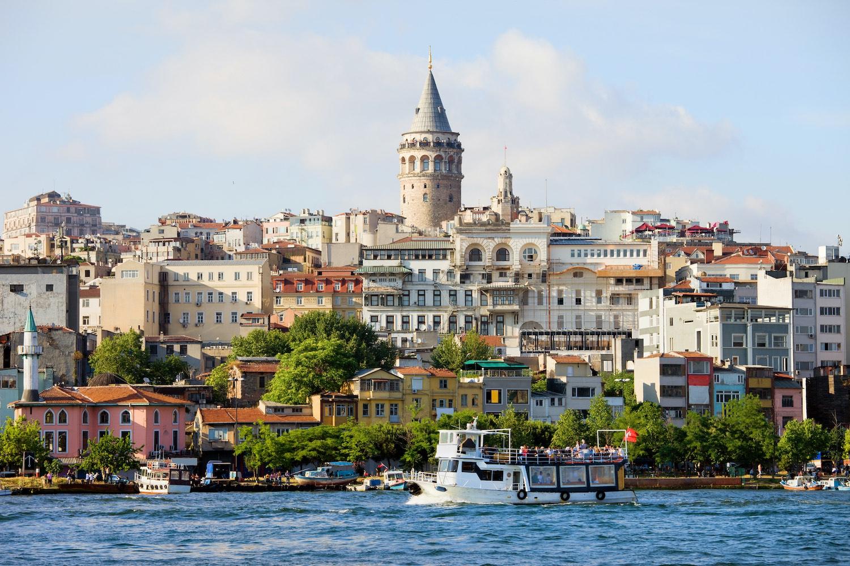 Beyoglu District in Istanbul - Luxury Airbnbs in Istanbul