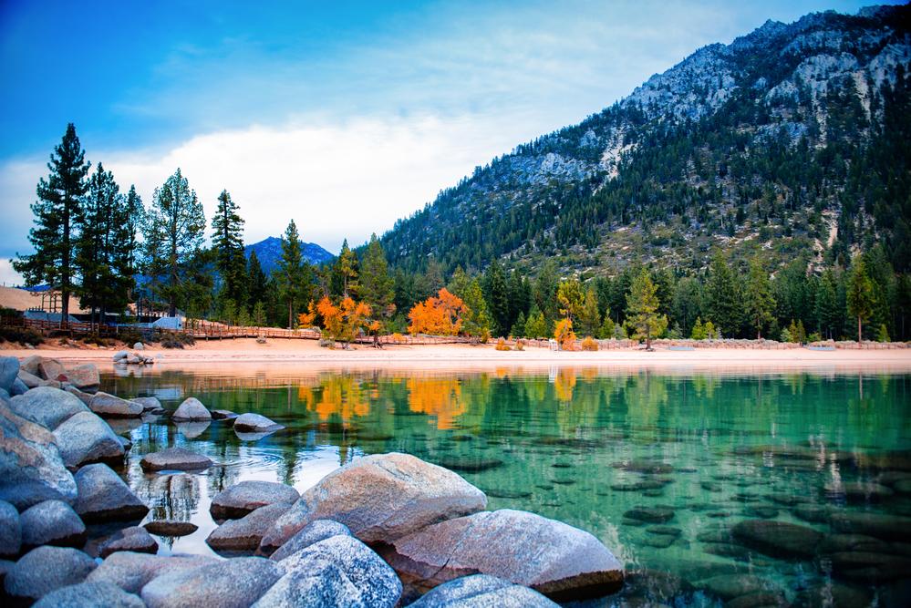 Luxury Lake Tahoe Airbnb
