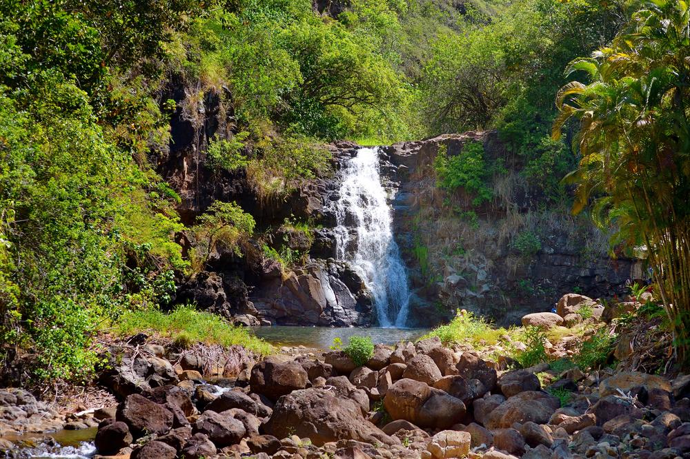 Luxury Oahu Airbnb
