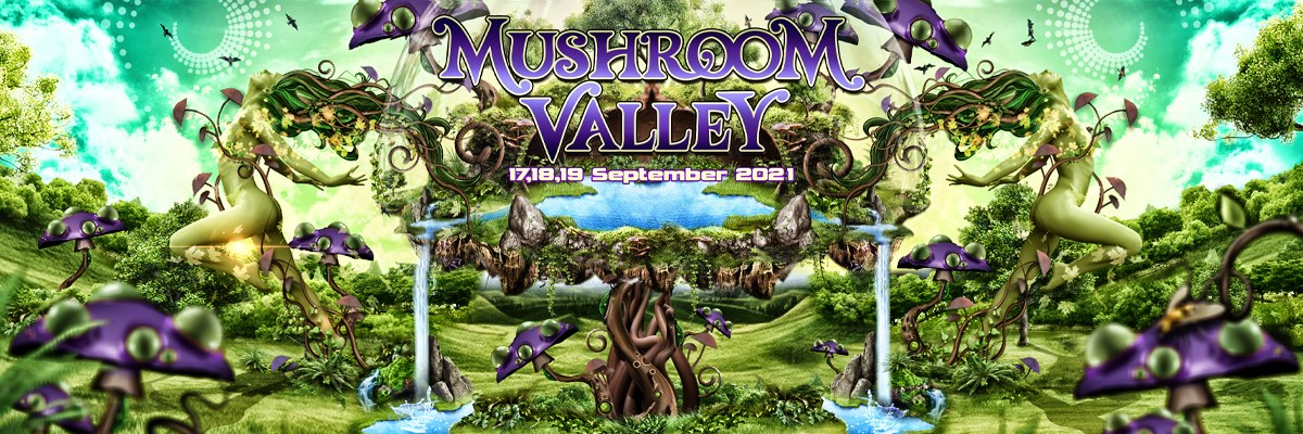 Mushroom Valley Festival Australia 2021