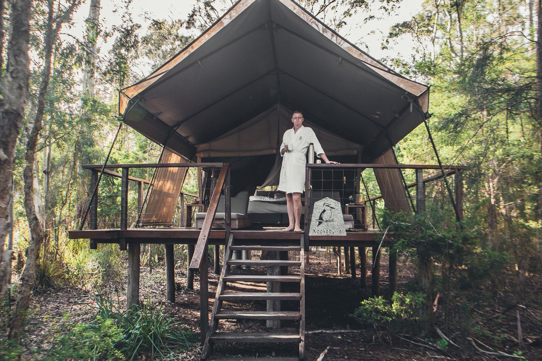 Paperbark - Glamping Australia