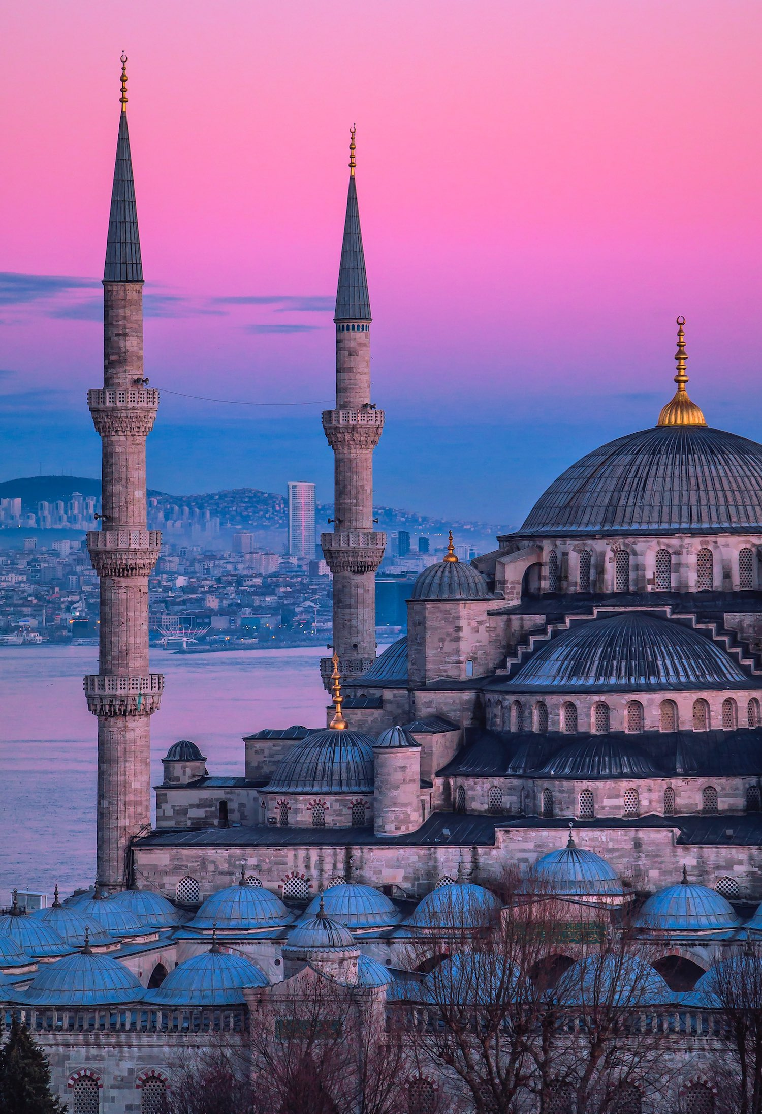 Romantic Airbnbs in Istanbul