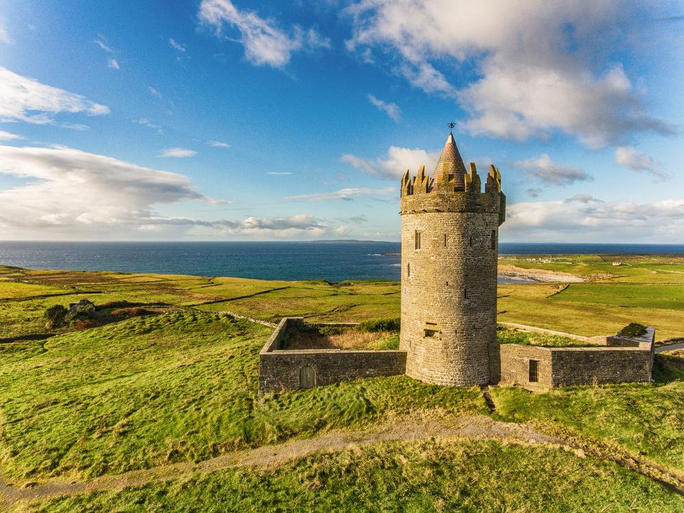 Romantic Ireland Airbnb