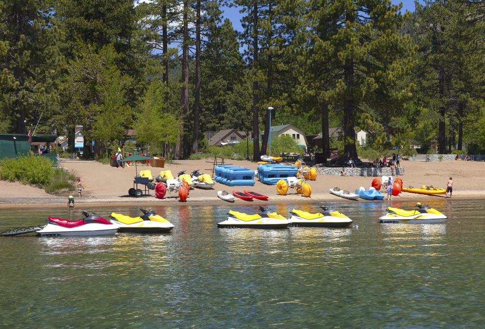 Romantic Lake Tahoe Airbnb