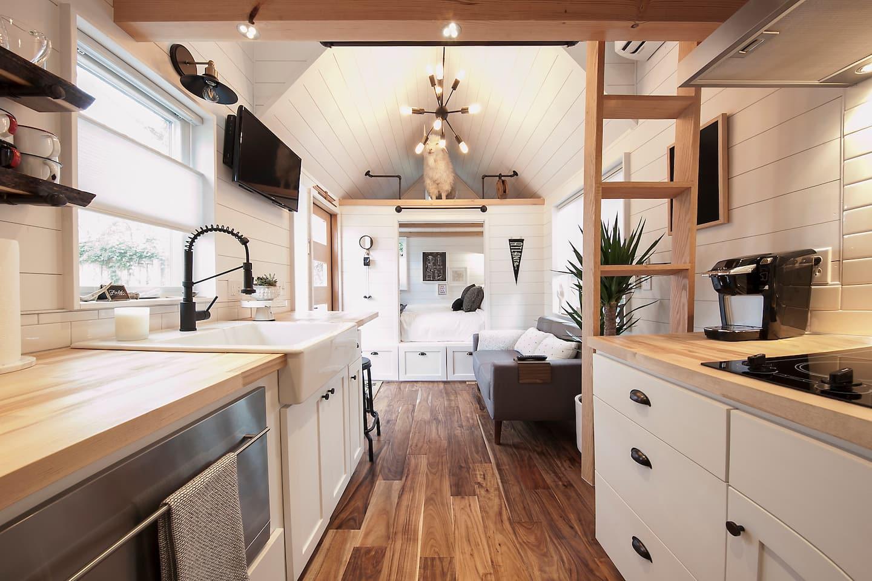 Tiny Home Atlanta Airbnb