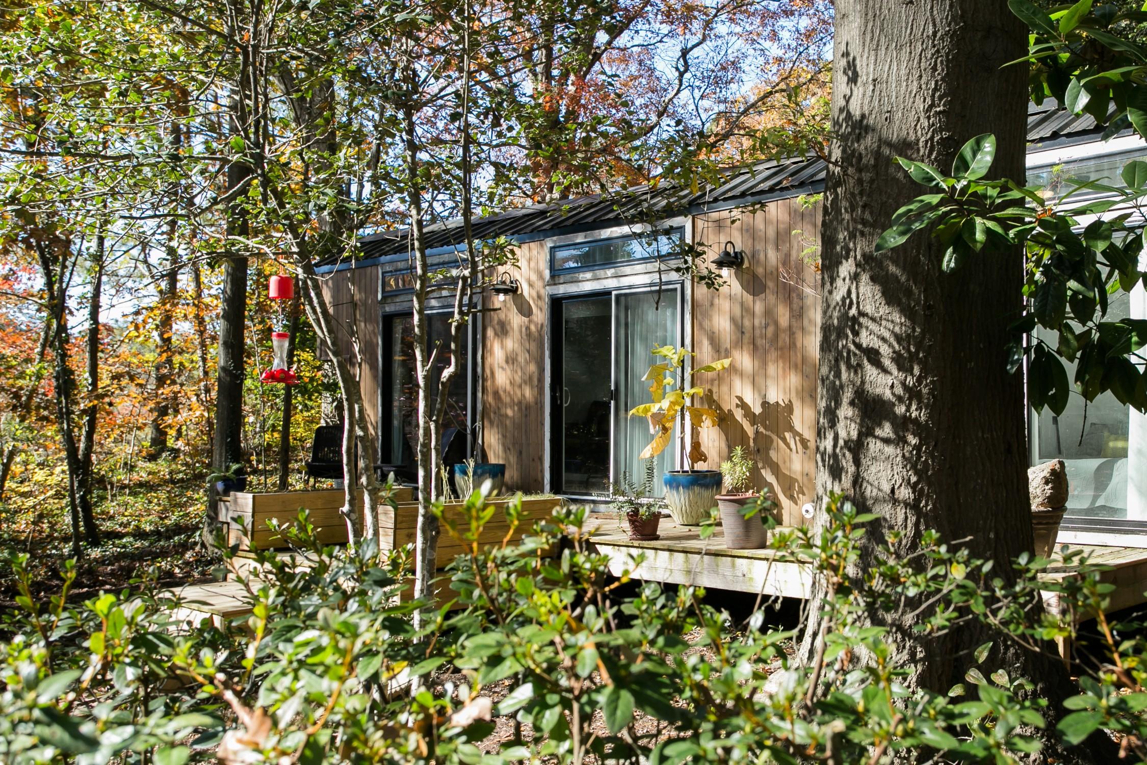 Tiny House Atlanta Airbnb