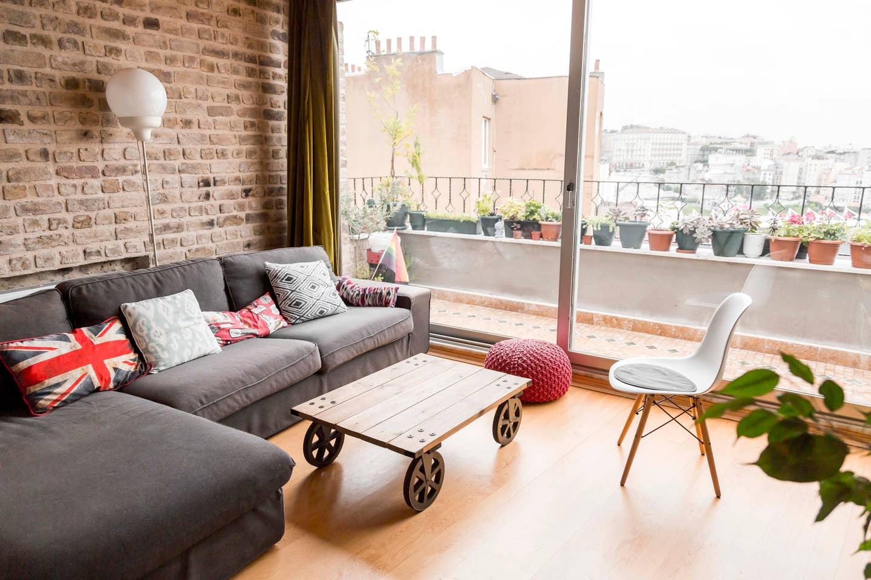 Unique Airbnb Istanbul, Turkey