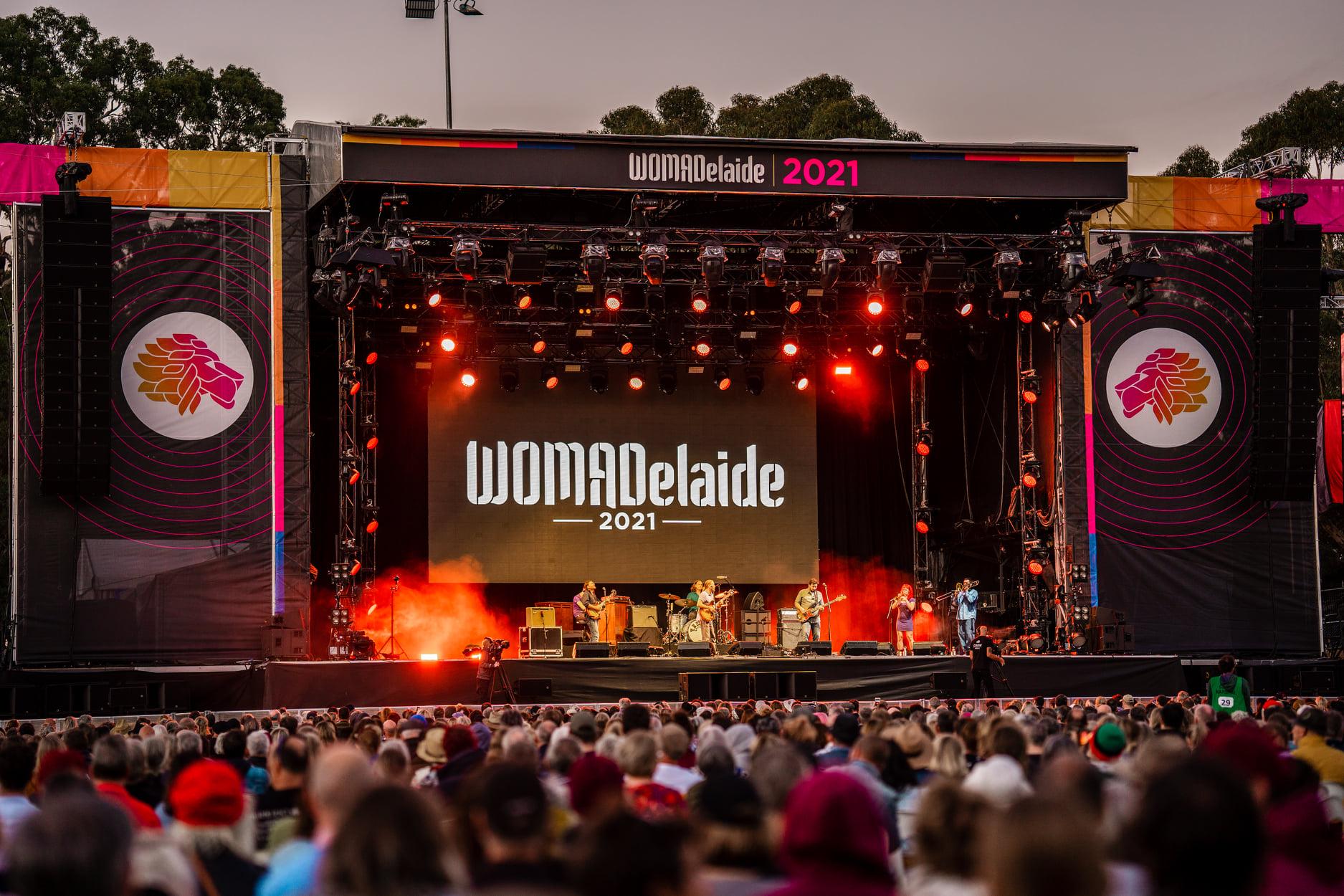 Womadelaide Festival Australia 2021