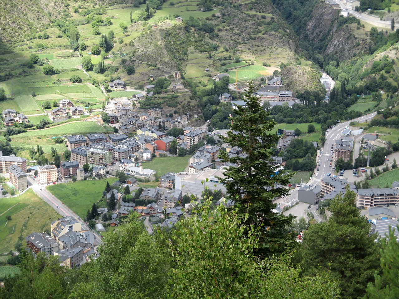 Andorra - Day Trips from Barcelona