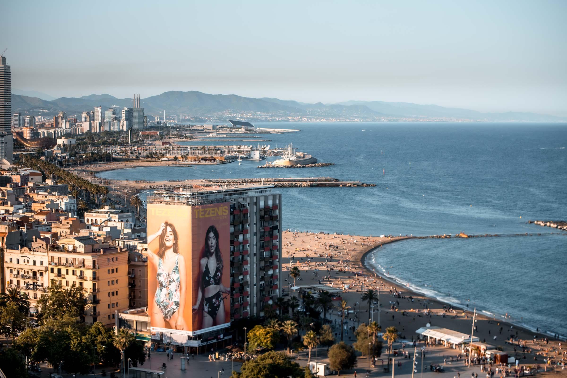 Barcelona, Spain - Beach