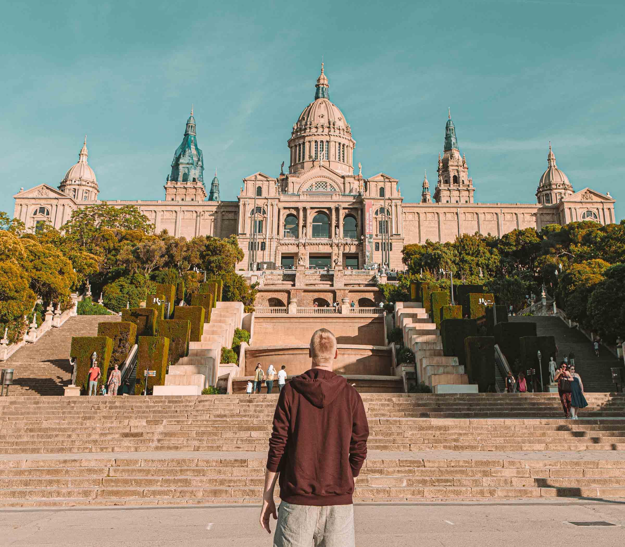 Barcelona, Spain Itinerary