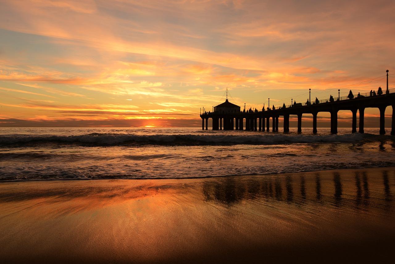 Beach Sunset Quotes
