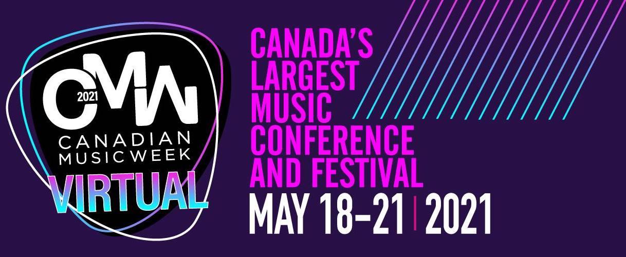 Canadian Music Week 2021