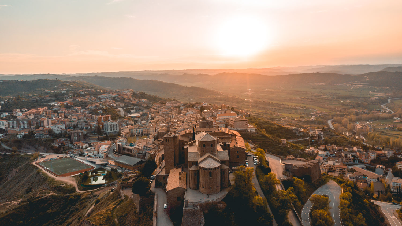 Cardona Castle - Day Trips from Barcelona