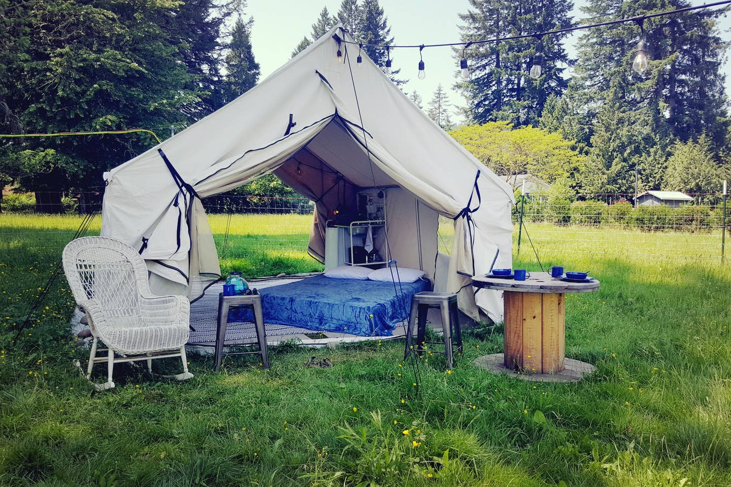 Cheap Glamping in Oregon 2020
