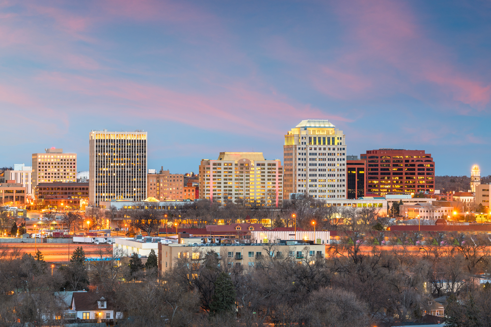Colorado Springs Airbnbs For Couples